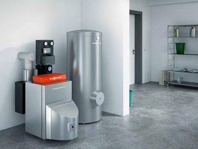Diesel condensing boilers are energy efficient