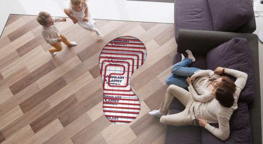 Warm your New Zealand home with underfloor heating